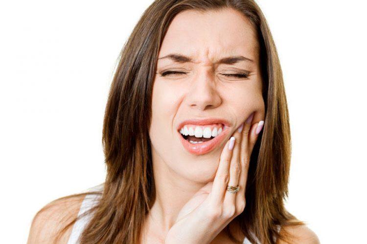 دندان دهانی عصبی
