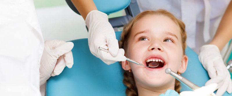 بهداشت دهان و دندان کودک