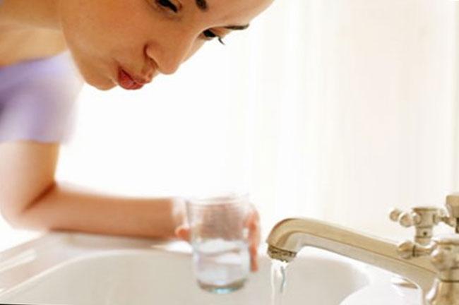 استفاده از آب نمک